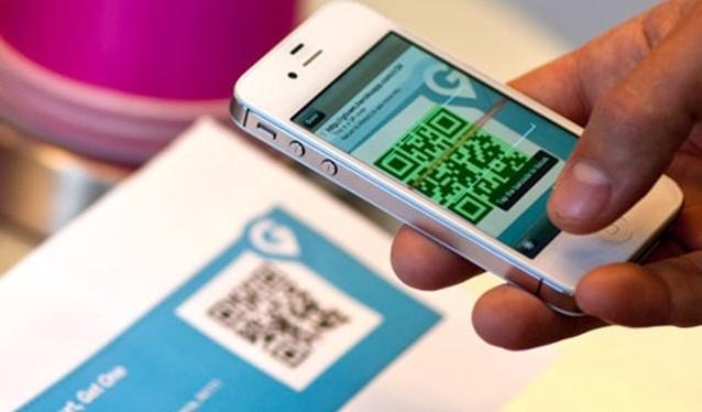 Trong ngày mua sắm trực tuyến 2016, khi quét QR code, người dùng sẽ nắm thông tin đầy đủ về sản phẩm.