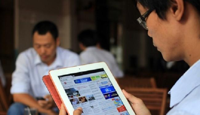 Một nghiên cứu khác cũng cho thấy chỉ 57% người dùng Internet lo ngại về việc dữ liệu của mình sẽ bị tổn hại khi sử dụng mạng wifi.