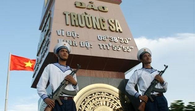 Việt Nam có đủ cơ sở pháp lý khẳng định chủ quyền với hai quần đảo Trường Sa, Hoàng Sa.