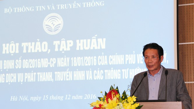 Thứ trưởng Hoàng Vĩnh Bảo phát biểu chỉ đạo tại Hội nghị