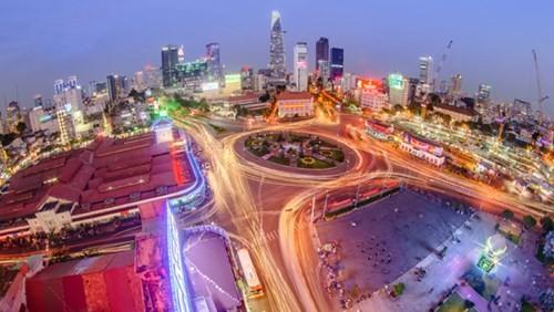 TP Hồ Chí Minh sẽ trở thành thành phố thông minh (ảnh minh họa)