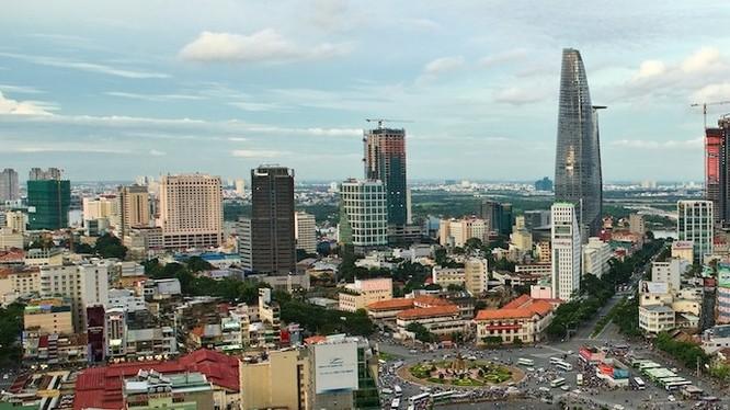 TP.HCM đang hoạch định nhiều chiến lược mang tính đột phá cho sự phát triển mang tầm cỡ khu vực, trong đó có chiến lược quan trọng là trở thành một thành phố thông minh (ảnh minh họa)