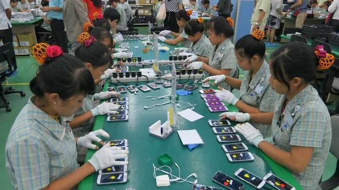 Tổng số nhân lực trong ngành Công nghiệp CNTT trên 600.000 người.