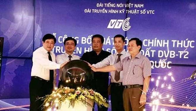 VTC chính thức phủ sóng DVB-T2 tại Phú Quốc. (Ảnh: VTC)