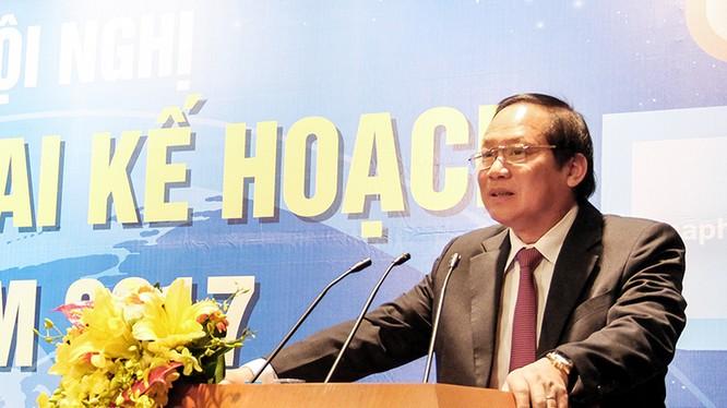 Bộ trưởng Trương Minh Tuấn đánh giá, Tập đoàn VNPT đã từng bước chuyển dịch cơ cấu tăng trưởng.
