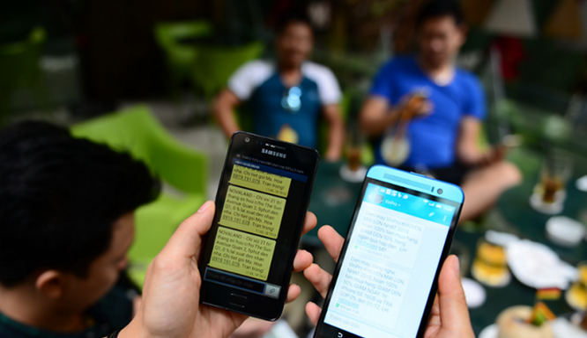 Theo thông tin từ Trung tâm Ứng cứu khẩn cấp máy tính quốc gia (VNCERT), trong năm 2016, hệ thống tiếp nhận thông báo tin nhắn rác trên đầu số 456 của đơn vị này đã ghi nhận 591.427 lượt phản ánh tin nhắn rác, giảm 18% so với cùng kỳ năm ngoái.