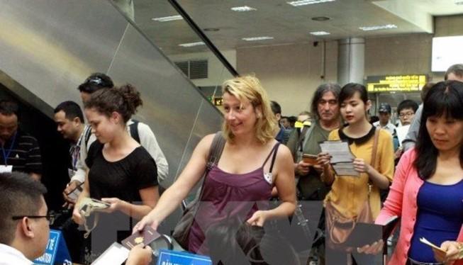 Việc thí điểm cấp thị thực điện tử được thực hiện trong thời hạn hai năm, kể từ ngày 1/2 tới.