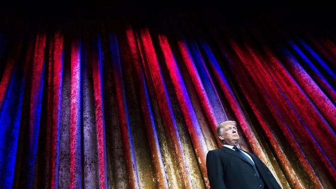 Lễ nhậm chức Tổng thống Mỹ của ông Donald Trump sẽ diễn ra lúc 23h30 tối nay.