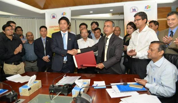 FPT ký hợp đồng thứ 2 tại Bangladesh vào tháng 10/2016 (ảnh minh hoạ)
