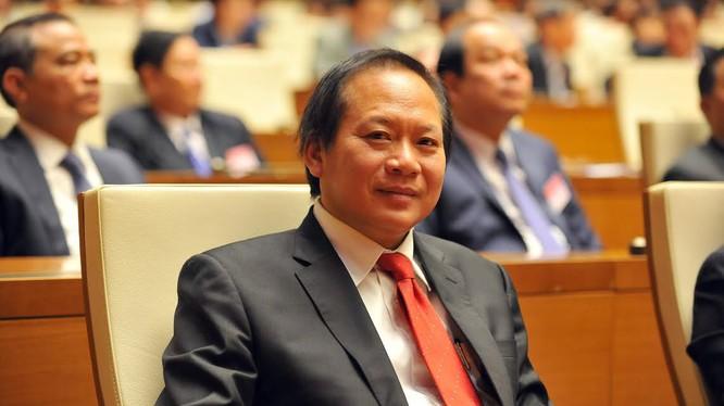 Bộ trưởng Bộ Thông tin và Truyền thông Trương Minh Tuấn.