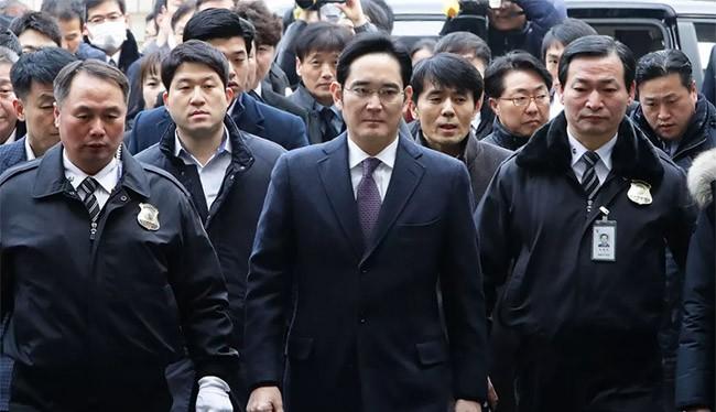 Lee Jae-yong đang dần từng bước nắm quyền điều hành tập đoàn