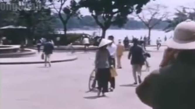 Những hình ảnh được cho là ghi lại từ năm 1967.