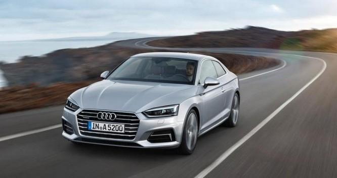 Có khoảng 234 ngàn mẫu Audi A5 (sản xuất trong giai đoạn 2011-2017) có thể đã gặp lỗi túi khí.