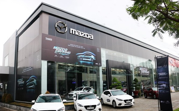 Mazda tiếp tục khiến người tiêu dùng Việt Nam phát sốt