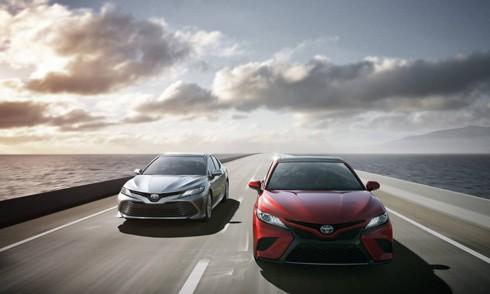 Camry mới đại diện cho quyết tâm thay đổi trong phong cách thiết kế của Toyota.