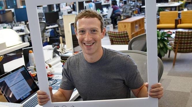 Ông chủ Facebook Mark Zuckerberg