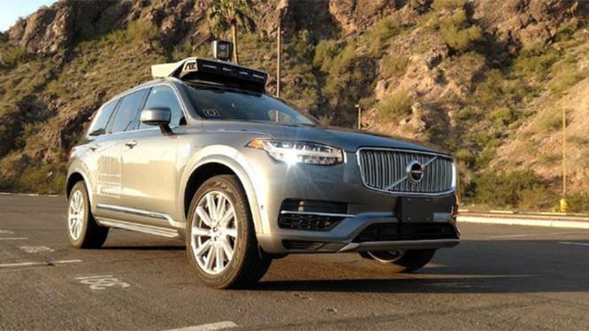 Uber phản bác cáo buộc đánh cắp công nghệ xe tự lái của Google
