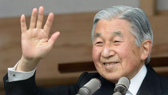 Nhà vua Nhật Bản Akihito. (Nguồn: Alchetron.com)