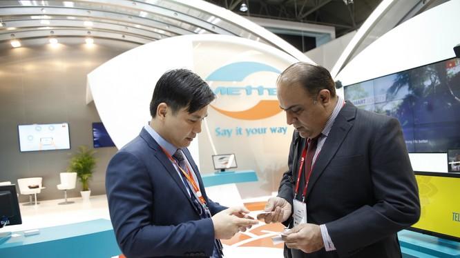 MWC tạo ra các cơ hội hợp tác quốc tế cho doanh nghiệp.