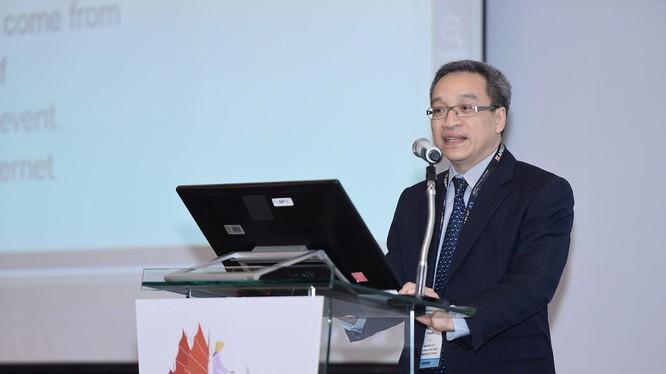 Thứ trưởng Bộ TT&TT Phan Tâm