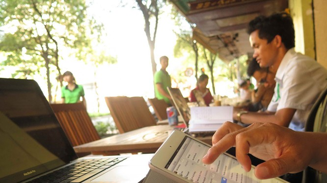 Riêng năm 2016, có tới gần 7.000 trang/cổng thông tin điện tử của Việt Nam bị tấn công. Ảnh minh hoa: Internet