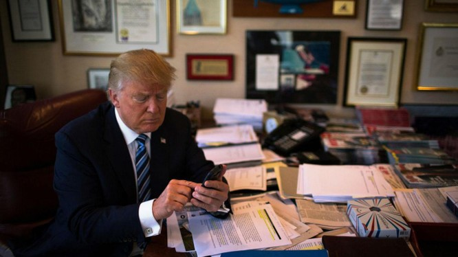 """Tổng thống Mỹ Donald Trump: """"Tôi không hối tiếc bất cứ điều gì, bởi vì chẳng thể làm khác được""""."""