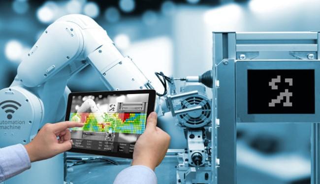 CMCN 4.0 dựa trên nền tảng công nghệ số và tích hợp tất cả các công nghệ thông minh để tối ưu hóa quy trình, phương thức sản xuất. Ảnh minh hoạ: Internet.