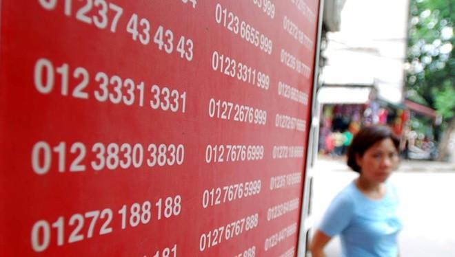 SIM thuê bao di động chỉ được cung cấp cho các cá nhân, tổ chức tại các điểm cung cấp dịch vụ viễn thông. Ảnh minh hoạ: Internet
