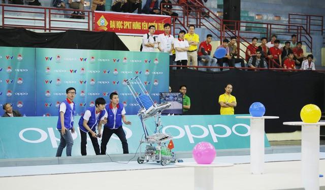 Đại học SPKT Hưng Yên liên tiếp giành chiến thắng tuyệt đối APPARE