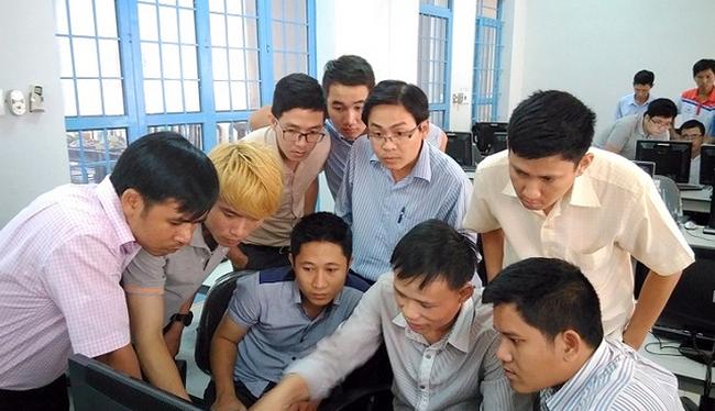 """Tên miền quốc gia Việt Nam """".vn"""" hay tên miền quốc tế đều cần phải tuân thủ theo luật pháp của Việt Nam. Ảnh chỉ mang tính minh hoạ."""