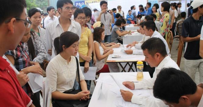 Triển vọng thị trường việc làm tại Việt Nam được nhìn nhận khá tích cực từ cả hai phía ứng viên và nhà tuyển dụng. Ảnh minh hoa: Internet