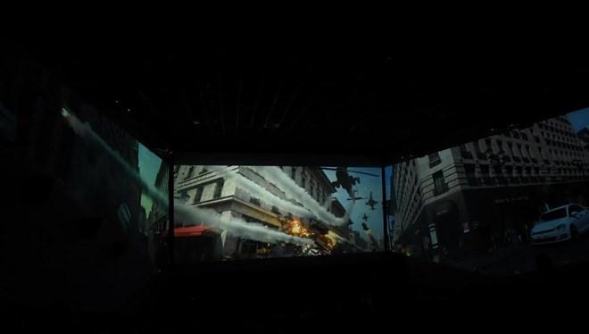 Công nghệ chiếu phim đa diện