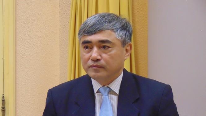Thứ trưởng Bộ TT&TT Nguyễn Minh Hồng.