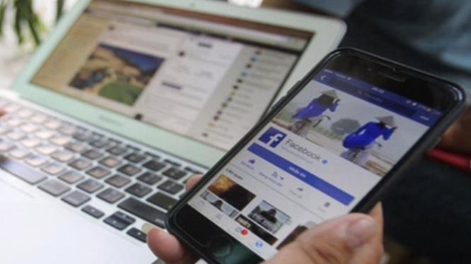 Cá nhân kinh doanh trên Facebook kê khai doanh thu trên 100 triệu đồng/năm thì nộp thuế giá trị gia tăng 1%, thuế thu nhập cá nhân 0,5%. Riêng doanh thu dưới 100 triệu đồng/năm thì không phải nộp thuế. Ảnh minh hoạ: Internet