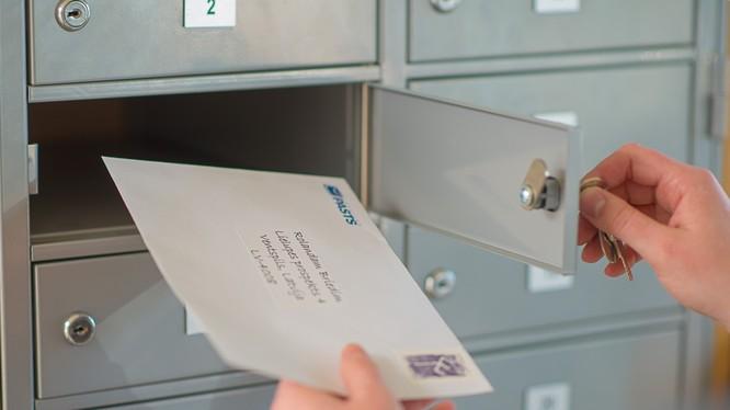 Quy định mới về lắp đặt hộp thư tại nhà chung cư, tòa nhà văn phòng dự kiến ban hành vào cuối năm 2017.
