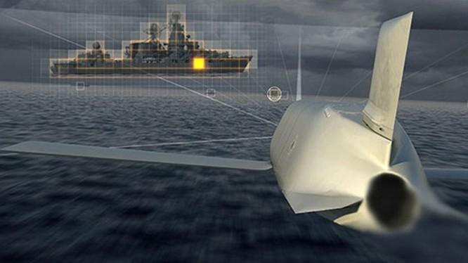 Tên lửa Zircon của Nga có thể nhấn chìm tàu sân bay cỡ khủng chỉ bằng một phát bắn.