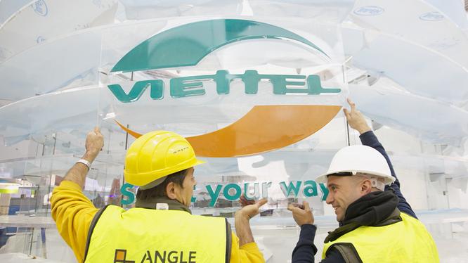 Thương hiệu Viettel được Brand Finance định giá gần 1 tỷ USD.