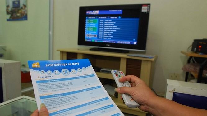 Hiện có 32 đơn vị cung cấp dịch vụ truyền hình trả tiền với 5 loại hình dịch vụ.