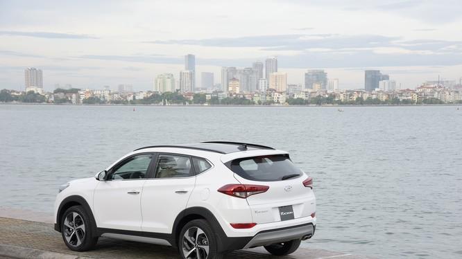 Phiên bản Tucson 2017 được lắp ráp trong nước tại nhà máy Hyundai Thành Công Ninh Bình và có những nâng cấp toàn diện từ nội thất tới vận hành. Ảnh: Hyundai