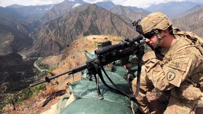 Phong trào Taliban đã lên án việc Tổng thống Mỹ Donald Trump quyết định kéo dài thời gian hiện diện của quân đội Mỹ tại Afghanistan, Ảnh minh hoạ: Reuters