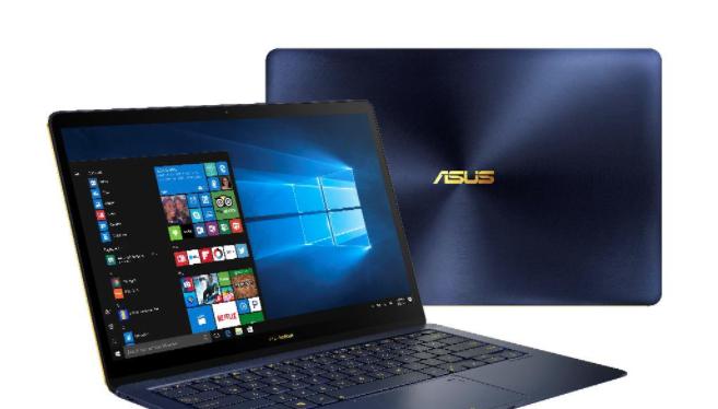 Sự kiện đã công bố loạt sản phẩm mới ZenBook Flip 14 và ZenBook Flip 15 – thế hệ laptop ZenBook và VivoBook mỏng nhẹ mới nhất. Ảnh: Asus.