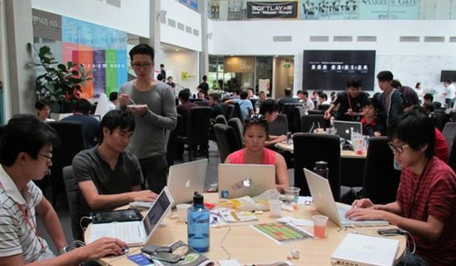 Khởi nghiệp công nghệ thông tin đang là hướng đi của thế hệ trẻ Việt Nam. Ảnh: Dân Trí