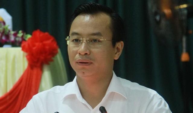 Ông Nguyễn Xuân Anh - Ảnh: HỮU KHÁ