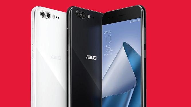 Asus ZenFone 4 Pro. Ảnh: MC.