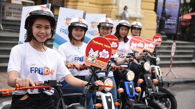 Online Friday mang đến Sự kiện Big - Off tại TTTM Vincom Nguyễn Chí Thanh vào ngày 29/9. Ảnh: BTC.