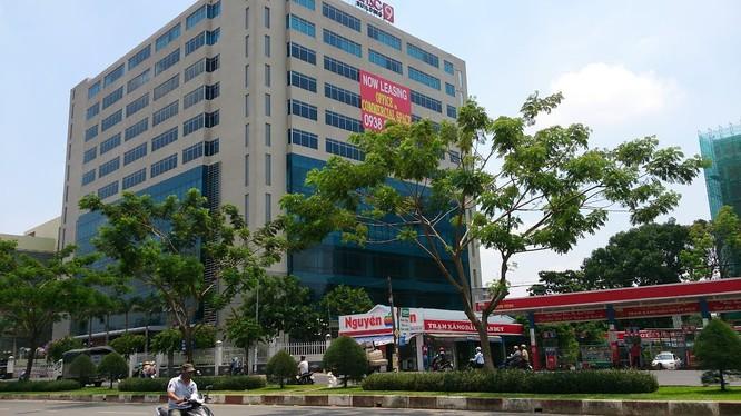 Tòa nhà Anna - Công viên phần mềm Quang Trung. Ảnh minh hoạ: SGGP.