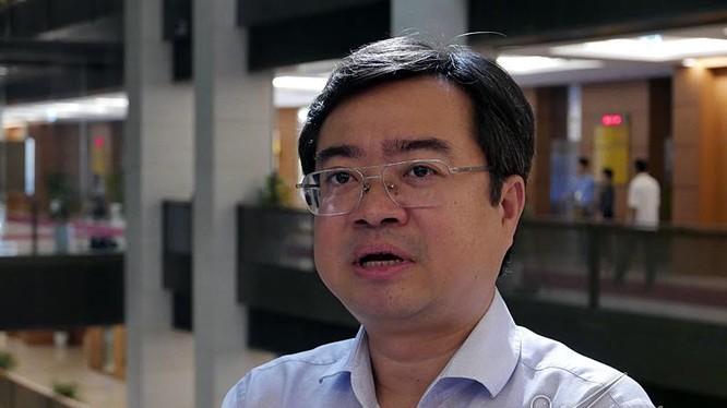 Bí thư Tỉnh ủy Kiên Giang Nguyễn Thanh Nghị là 1 trong 19 thứ trưởng được TƯ luân chuyển. Ảnh: Phạm Hải