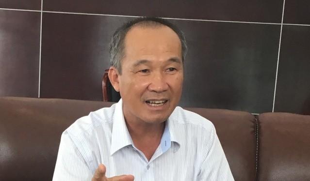 Ông Dương Công Minh, Chủ tịch Hội đồng quản trị Ngân hàng Sacombank. Ảnh: A.HỒNG.