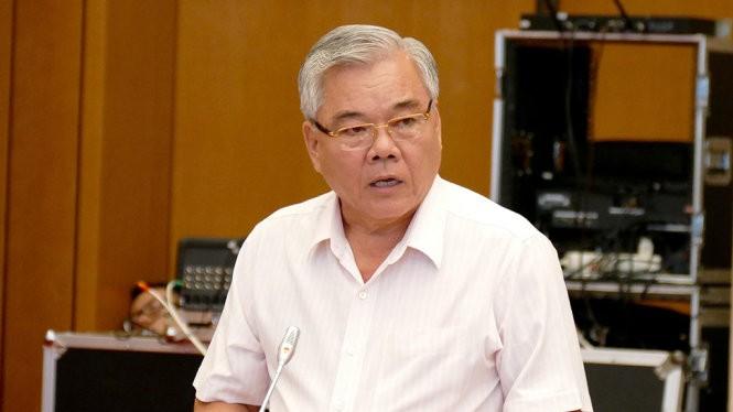 Ông Phan Văn Sáu. Ảnh: Lê Kiên/TTO