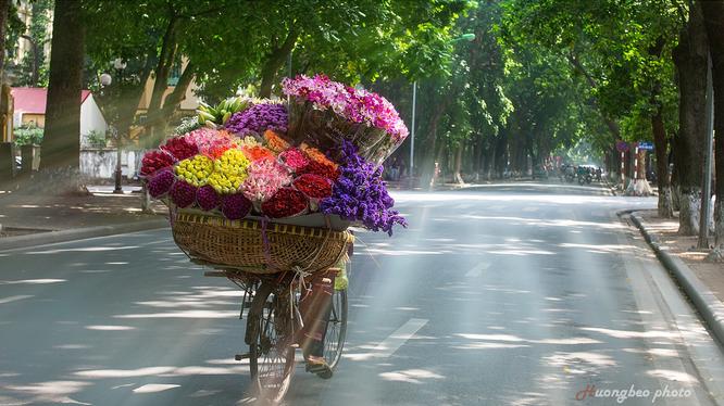 Thời tiết những ngày qua đang tốt dần lên. Ảnh minh hoạ: Giadinh.net.vn